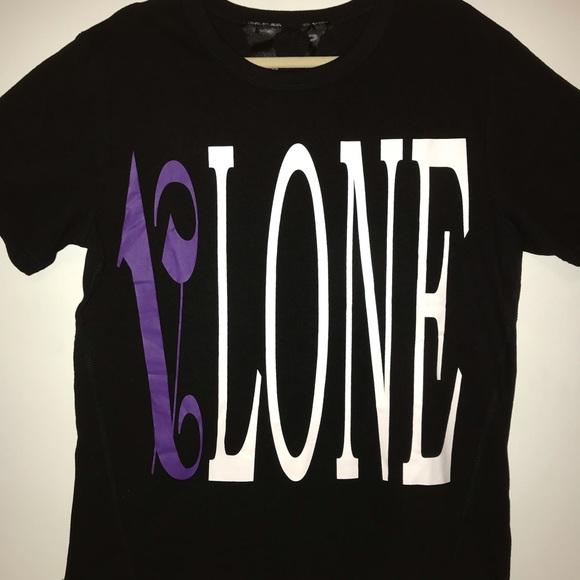 1a77ccf1 Vlone shirts palm angels tshirt poshmark jpg 580x580 Vlone chiraq tee